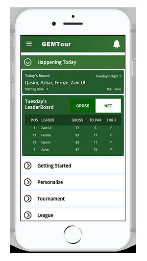 Golf Leagues Apps